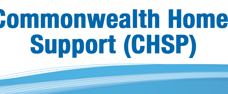 Commonwealth Home Support Program extension